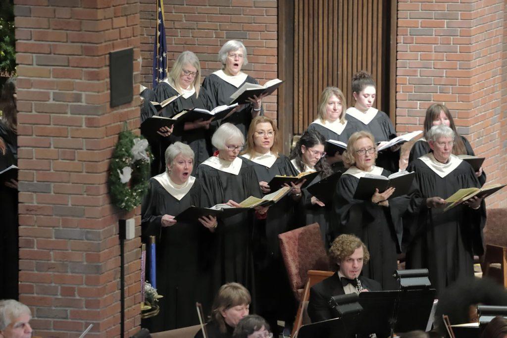 Messiah 2019 - Chorus Sopranos