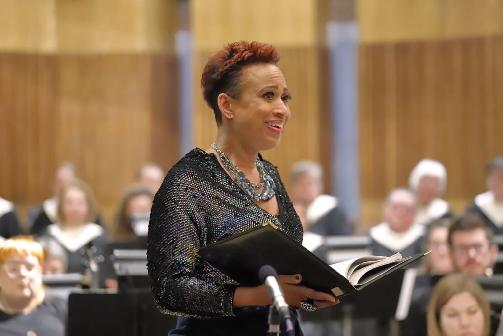 Messiah 2019 - KIm Jones, Soprano